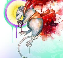 The Enlightenment Of Rat by PazArt