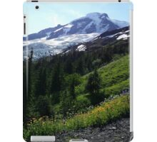 Mt. Baker Washington - North Face iPad Case/Skin