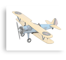 Stearman PT-17 Bi-Plane Canvas Print