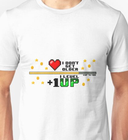 Birthday Level Up Unisex T-Shirt
