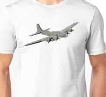 Boeing B-17 Flying Fortress Memphis Belle Unisex T-Shirt