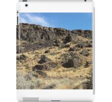 Cliffs at Vantage - Washington iPad Case/Skin