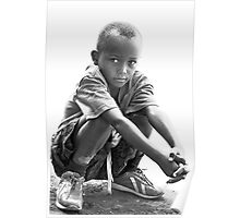 'Poise' Northern Rwanda Poster