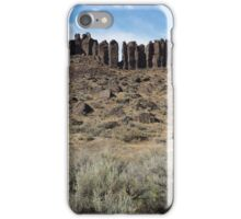 Vantage Washington Rock Pillars iPhone Case/Skin