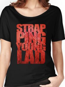 Strapping Young Lad Women's Relaxed Fit T-Shirt