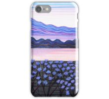 Perfect Pastels - Jacaranda Hues iPhone Case/Skin