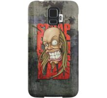 Devin Townsend Strapping Young Lad Red Letters Samsung Galaxy Case/Skin