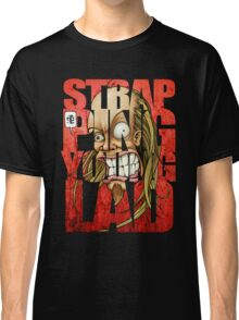 Devin Townsend Strapping Young Lad Red Letters 2 Classic T-Shirt