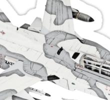 Panavia Tornado jet airplane Sticker