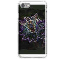 Drone Flower B iPhone Case/Skin