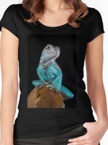 Blue Iguana Women's Fitted Scoop T-Shirt