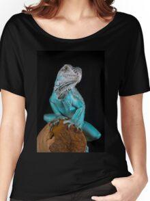 Blue Iguana Women's Relaxed Fit T-Shirt