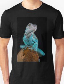Blue Iguana Unisex T-Shirt