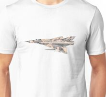 French Dassault Mirage aircraft Unisex T-Shirt