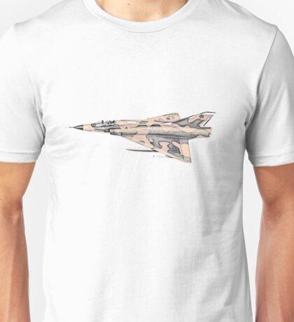 French Dassault Mirage aircraft Unisex T-Shirt