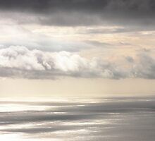 Painterly View - from Funchal Madeira  - JUSTART ©  by JUSTART