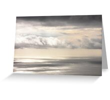 Painterly View - from Funchal Madeira  - JUSTART ©  Greeting Card