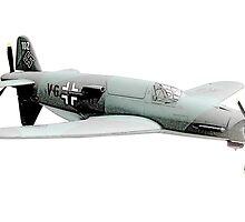 Dornier 335 airplane by surgedesigns
