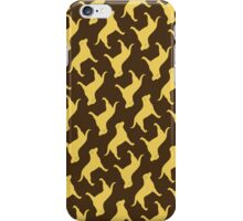 Yellow Labrador Retriever iPhone Case/Skin