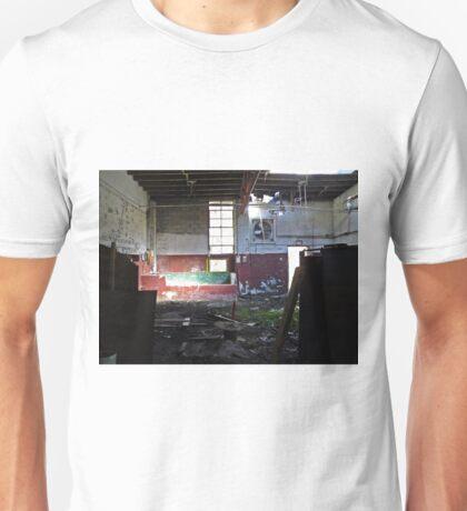 The Fan Is Now Superfluous  Unisex T-Shirt