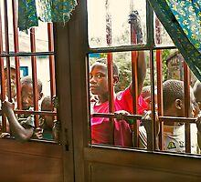 'Displaced people' Democratic Republic of Congo by Melinda Kerr