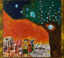 Mampf City by Eva Maria Höpoltseder