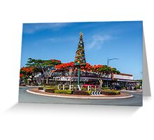 Christmas in Cleveland Qld Austalia Greeting Card