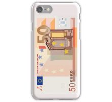50 Dollar Bill iPhone Case/Skin