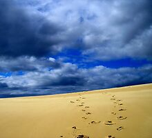 Footsteps by xshadowxv