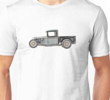 1932 Ford Custom Pickup Truck - RatRod Unisex T-Shirt