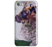 Macro Drone Flower B iPhone Case/Skin