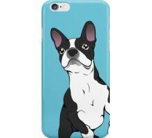 Boston Terrier Time!  iPhone Case/Skin