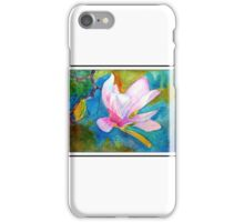 Summer Magnolia iPhone Case/Skin