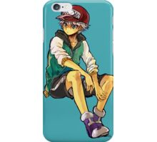 HxH - Cap iPhone Case/Skin