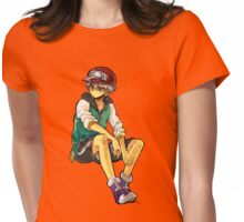 HxH - Cap Womens Fitted T-Shirt
