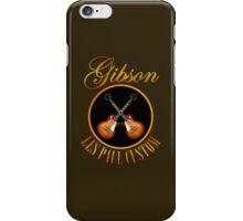 Les Paul Custom iPhone Case/Skin