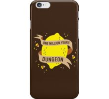 One Million Years Dungeon iPhone Case/Skin
