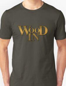Wood wind Gold T-Shirt