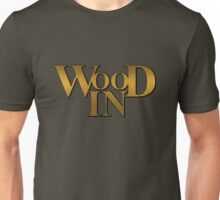 Wood wind Gold Unisex T-Shirt
