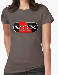 Cool Vox Womens Fitted T-Shirt