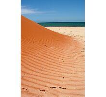 Point Peron, Shark Bay  Photographic Print