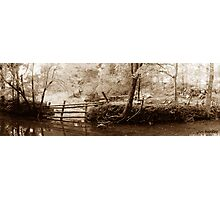 Town Creek Photographic Print