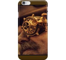Steam punk pirate iPhone Case/Skin