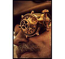 Steam punk pirate Photographic Print