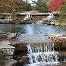 Waterfalls by Mary Ann Battle