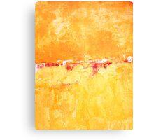 Sunset No 21 Canvas Print