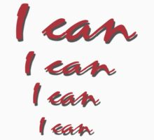 I Can by PRPhoto