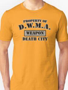D.W.M.A. Weapon Uniform Unisex T-Shirt