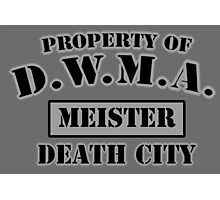D.W.M.A. Meister Uniform Photographic Print