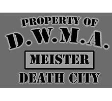 D.W.M.A. Meister Uniform Photographic Print